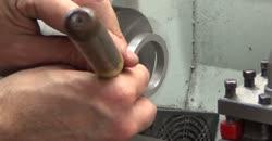 DIY Metal Hollow Plug